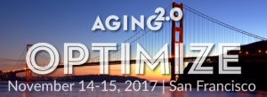 Aging2.0 Optimize @ San Francisco | California | United States
