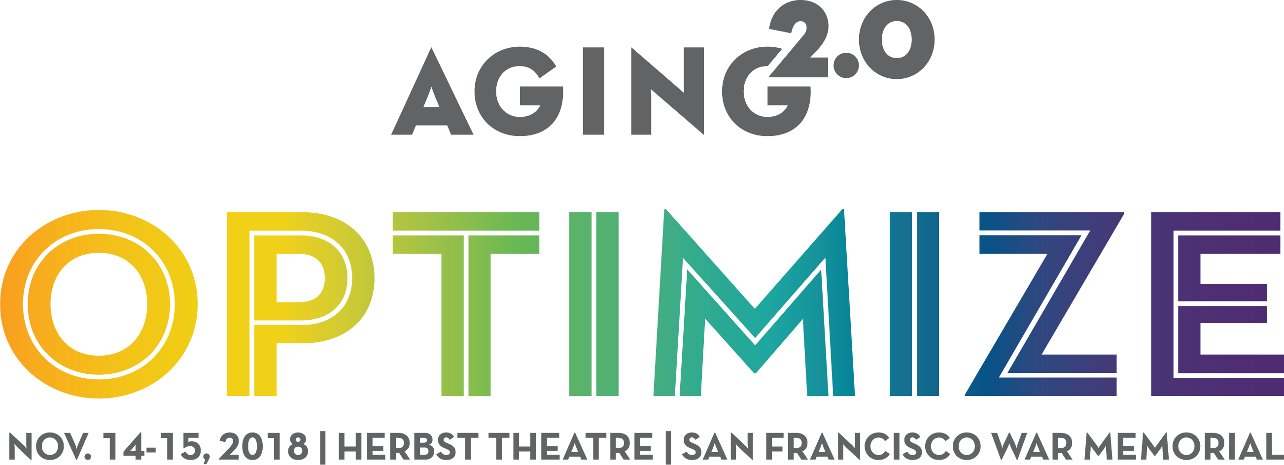 Aging2.0 OPTIMIZE @ San Francisco | California | United States